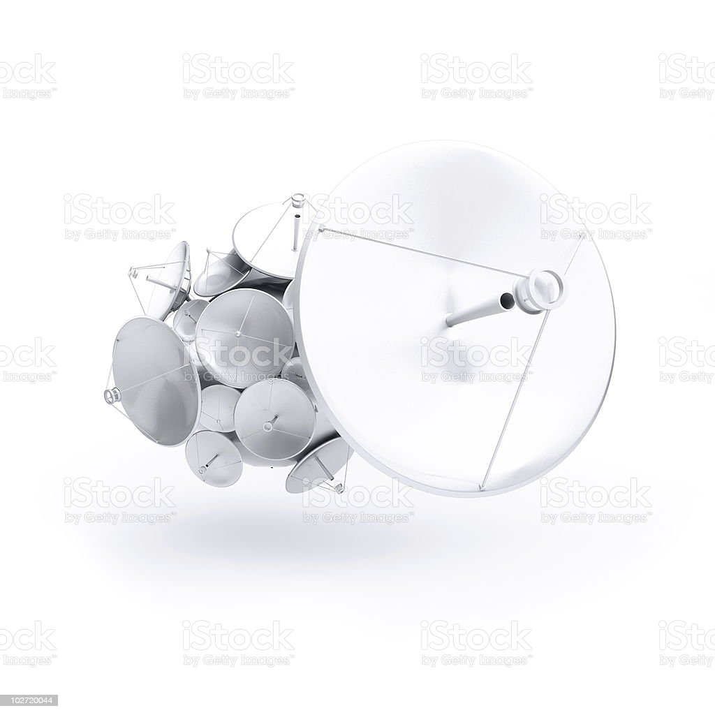 antena royalty-free stock photo