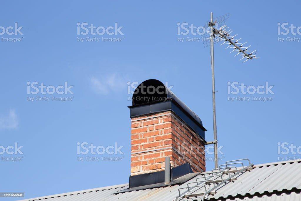 Antenna zbiór zdjęć royalty-free