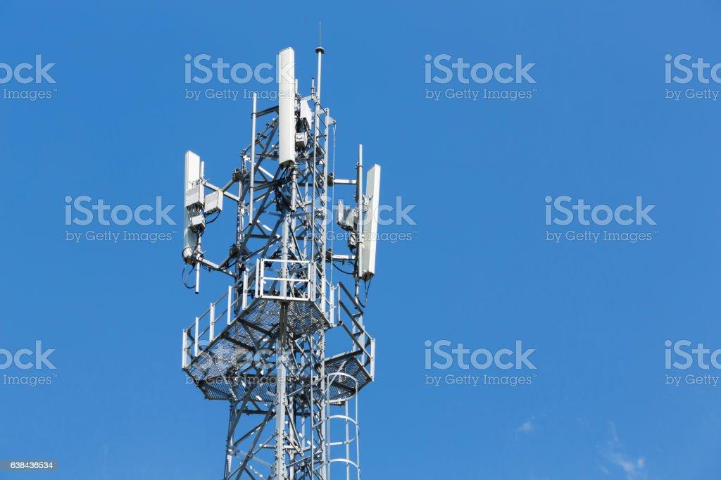 Fühler Mobilfunkmast  – Foto