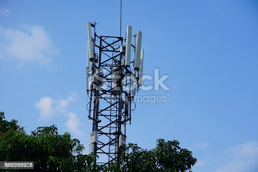 1169777785istockphoto Antenna repeater tower 866999928