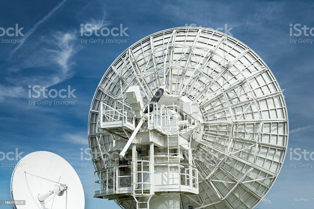 Antennas royalty-free stock photo