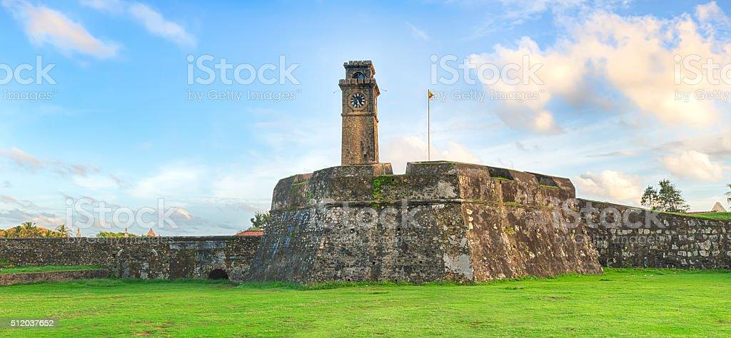 Lier Gedenkstätte Uhr Turm in Galle, Sri Lanka – Foto