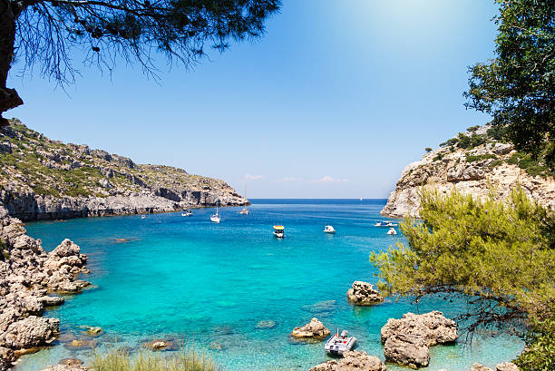Anthony Quinn Bay Rhodos, Griechenland – Foto