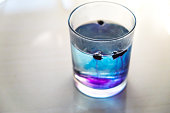 Anti aging drink with black wolfberry