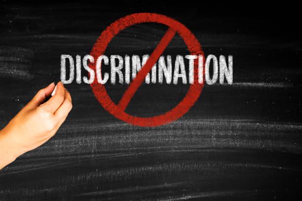 Anti discrimination Anti discrimination sex discrimination stock pictures, royalty-free photos & images