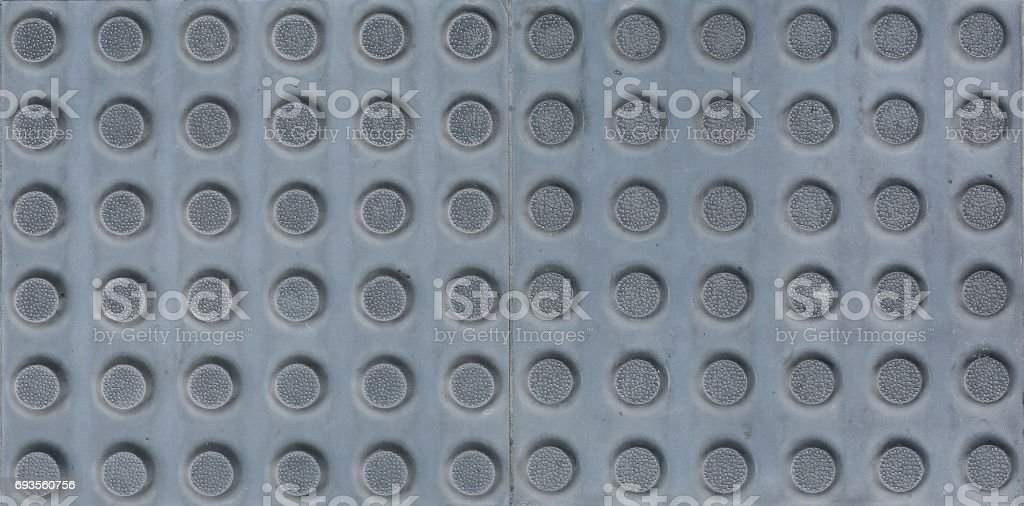 Anti slip rubber mat for bathroom or wet area. stock photo