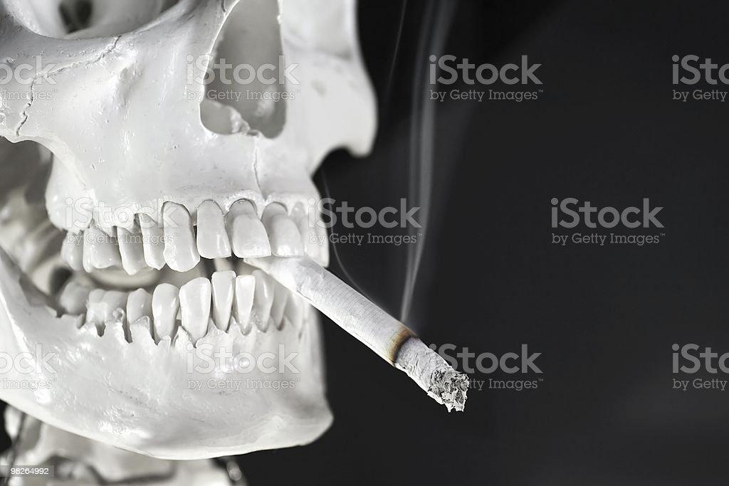 Anti fumo foto stock royalty-free