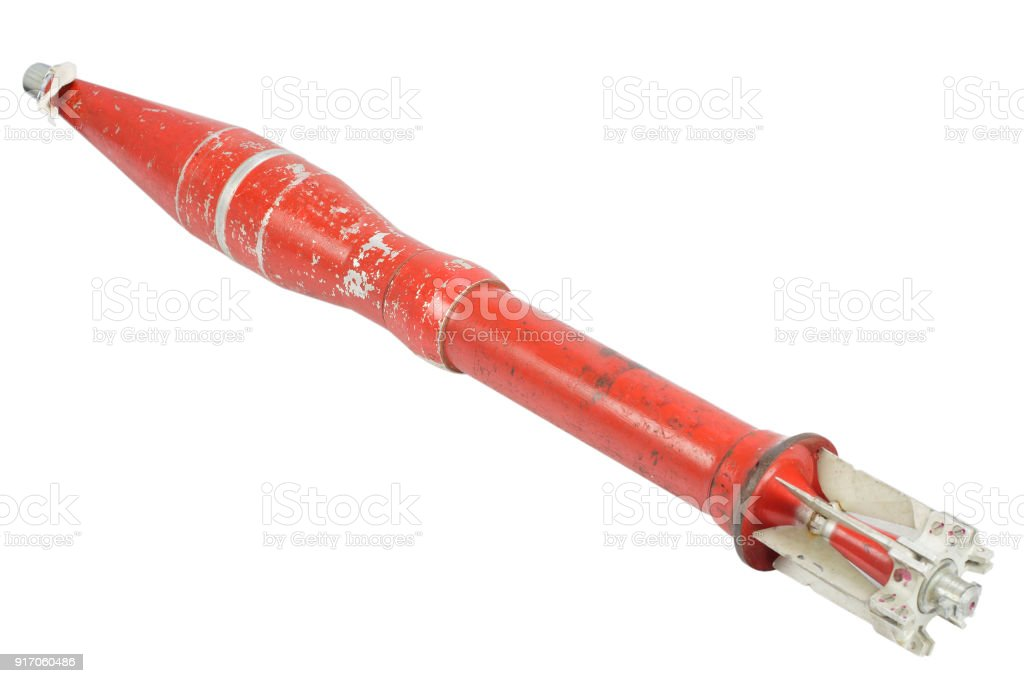 anti proyectil arma recoilless de tanque - foto de stock