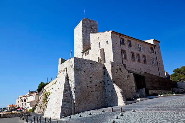 Antibes Museum stock photo