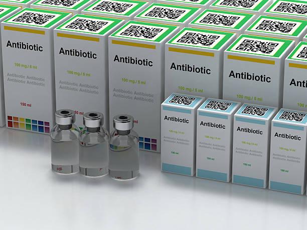 antibiotic - antibiyotik stok fotoğraflar ve resimler