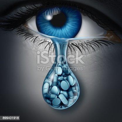 istock Antidepressant Medicine 899401918
