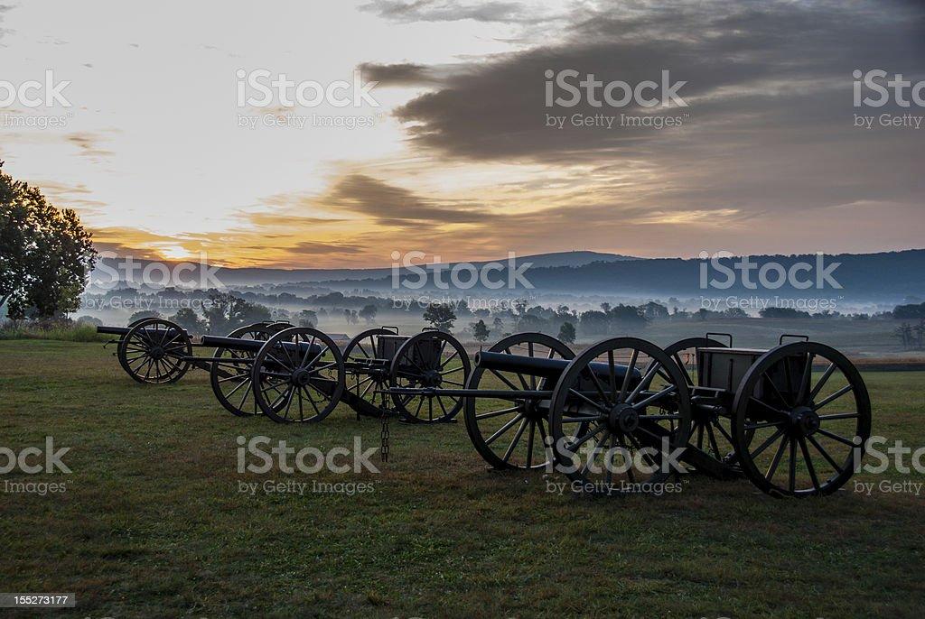 Antietam's 150th stock photo