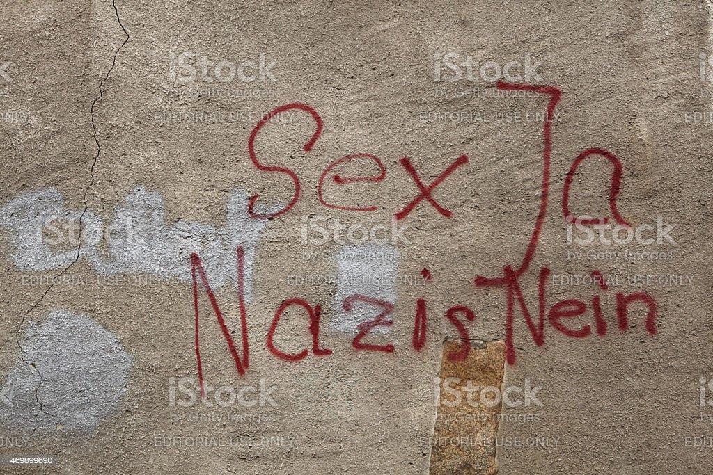 Слово секс на немецком