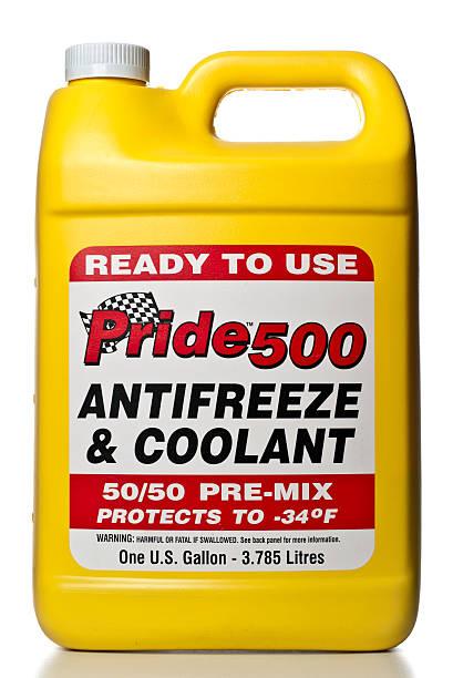 PRIDE 500 Antifreeze & glacial - Photo