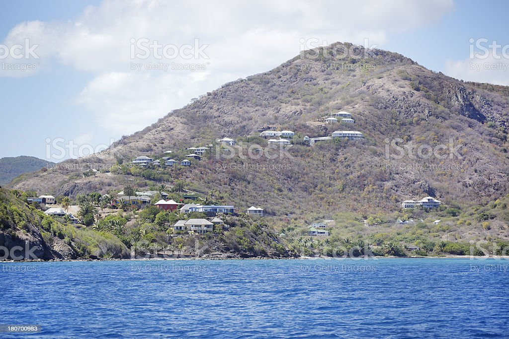 Antigua royalty-free stock photo