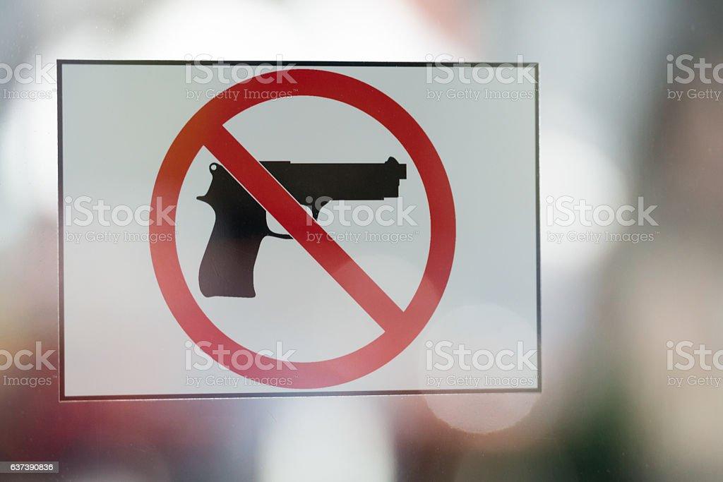 Antii Gun stock photo