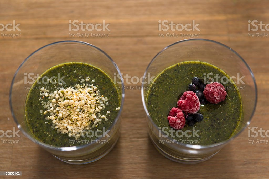 Antioxidant Cocktail stock photo