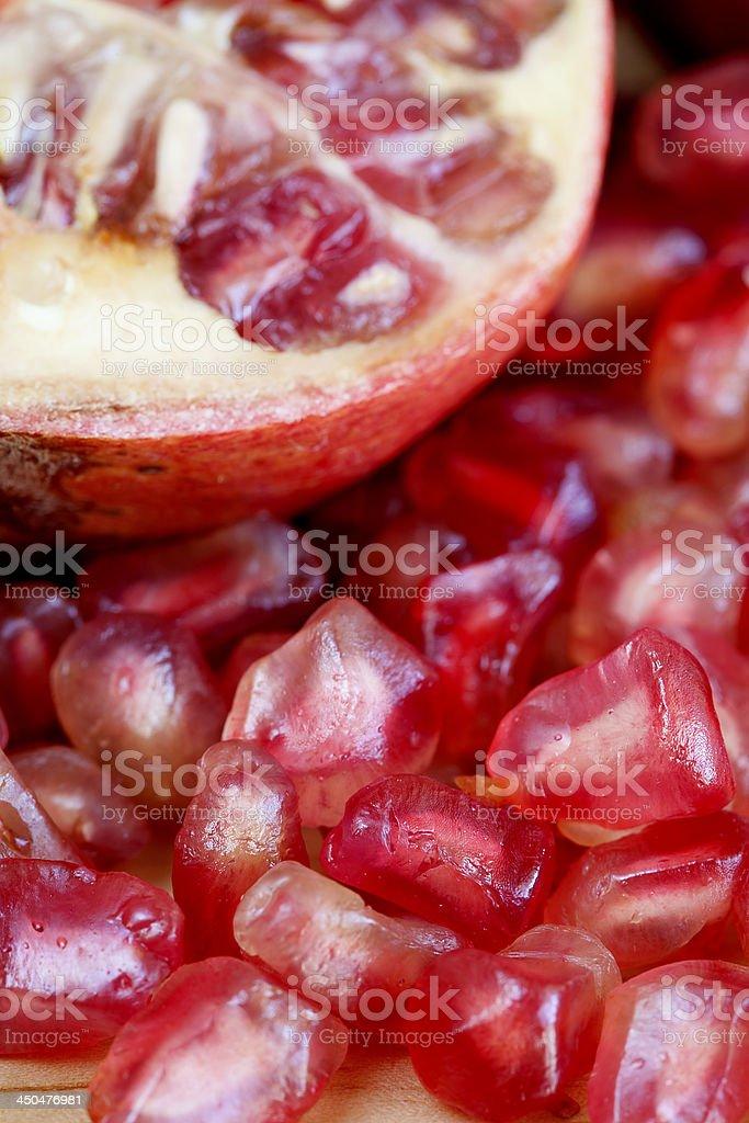 Antioxidant fruits. stock photo