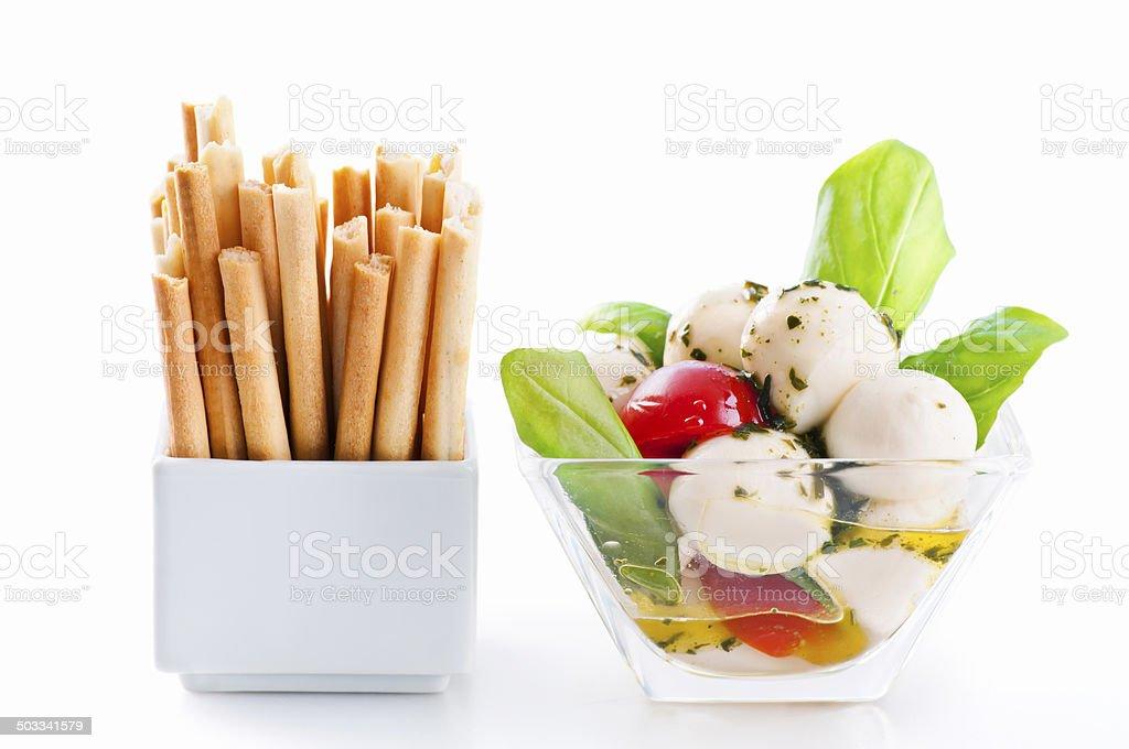 Antipasti stock photo
