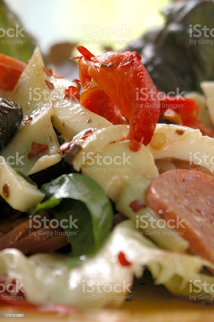 Antipasto2 royalty-free stock photo