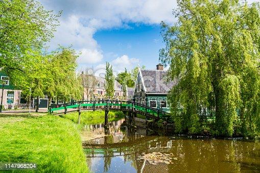 Netherlands, Zaanse Schans, Dutch Culture, Farm, History