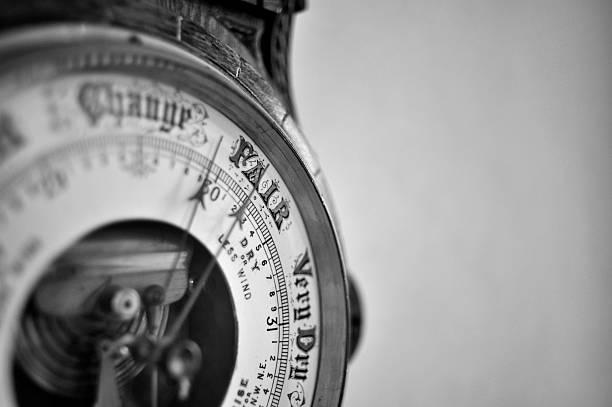antique barometer - barometer bildbanksfoton och bilder