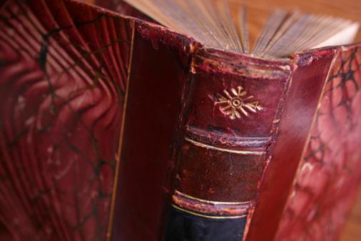 Antique book 01