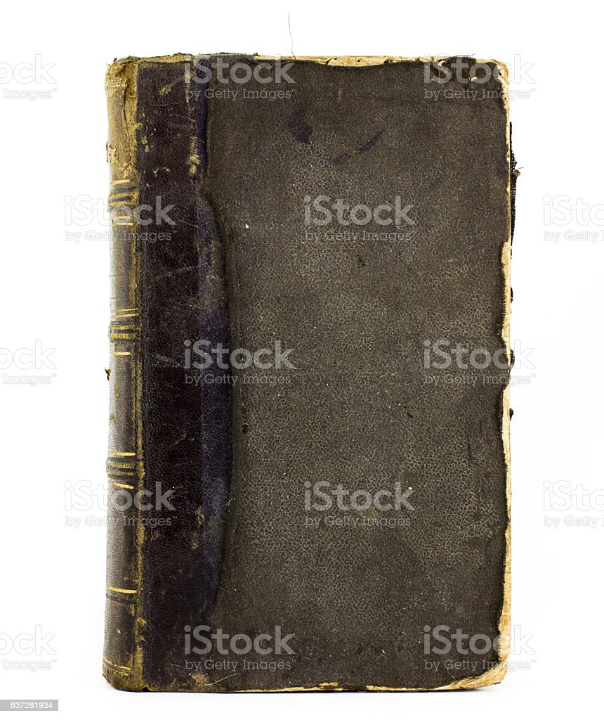 Antique Book - Old Book stock photo