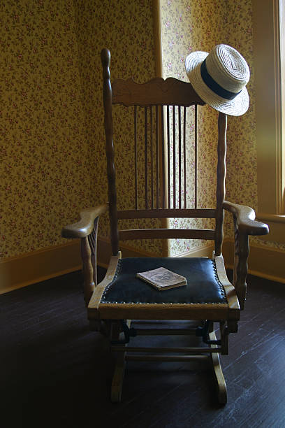 Antik Stuhl – Foto