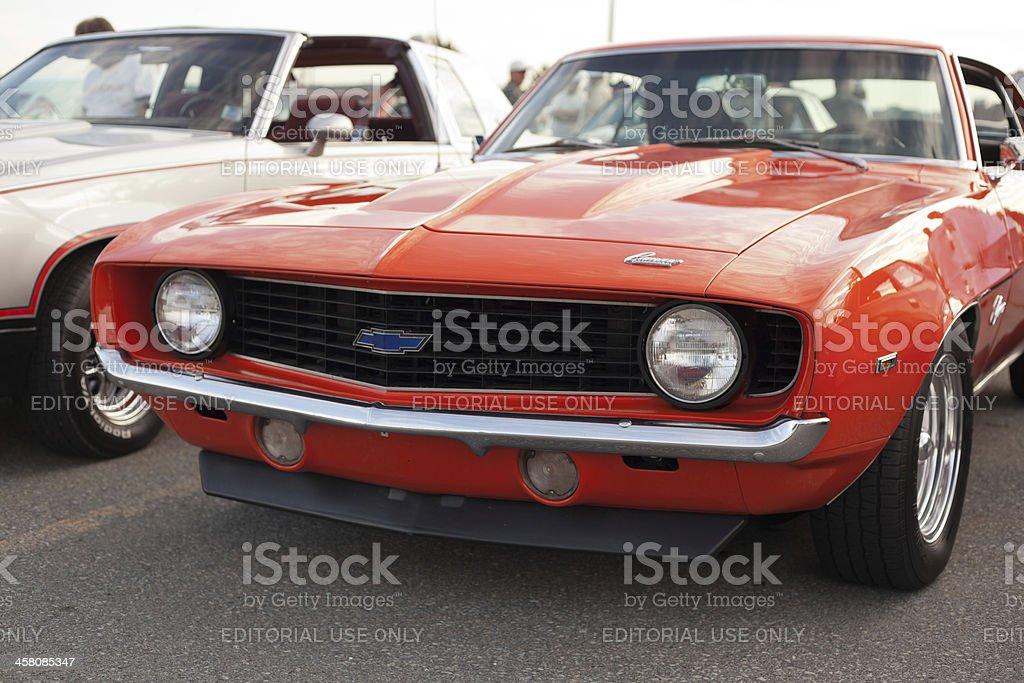 Fotografa De Chevrolet Camaro Antiguo Y Ms Banco De Imgenes De