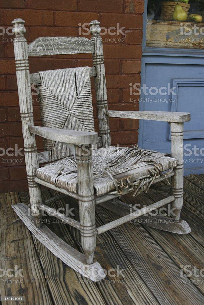 Tremendous Antique Childs Rocking Chair Stock Photo Download Image Machost Co Dining Chair Design Ideas Machostcouk