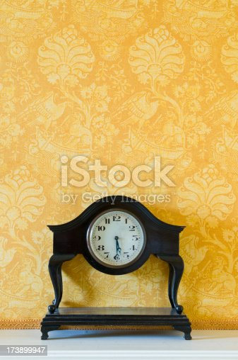 Old classic style antique clock Similar Images