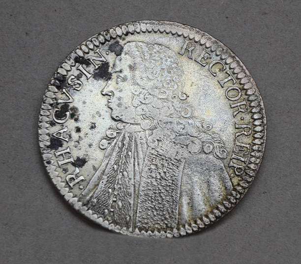 Antique coin