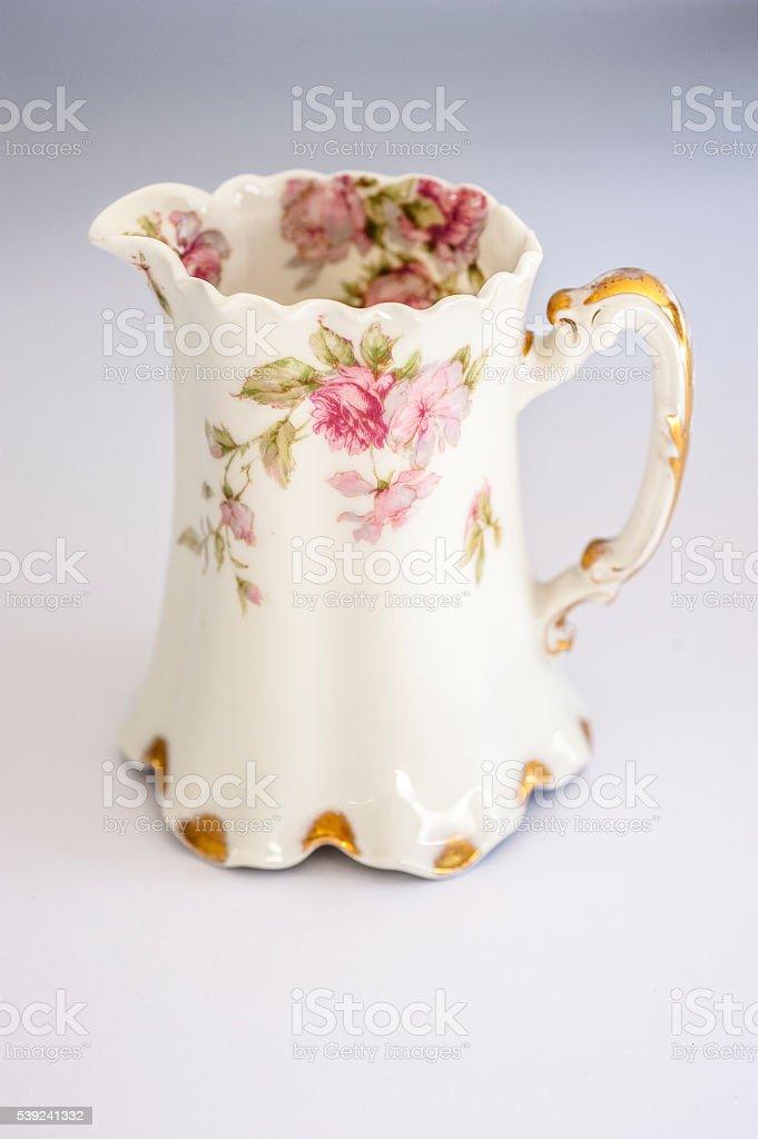 Antique Creamer royalty-free stock photo