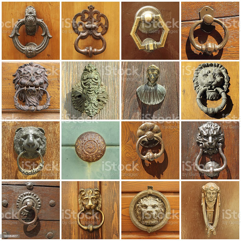 Picture of: Antique Doors Decors Collection Stock Photo Download Image Now Istock