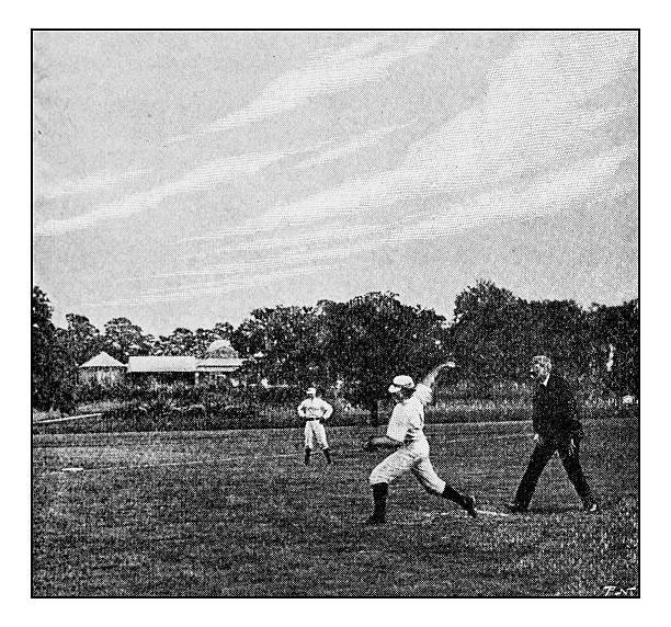 Antique dotprinted photograph of hobbies and sports baseball picture id623942386?b=1&k=6&m=623942386&s=612x612&w=0&h=sgdig 161ksk9kdw6z6v mrquqnx5cbrvojta9dvs28=