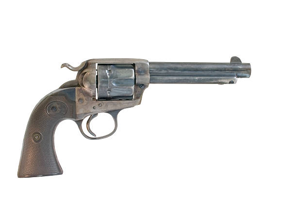 Antique Firearm stock photo