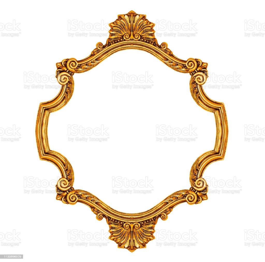 Antique frame – Foto