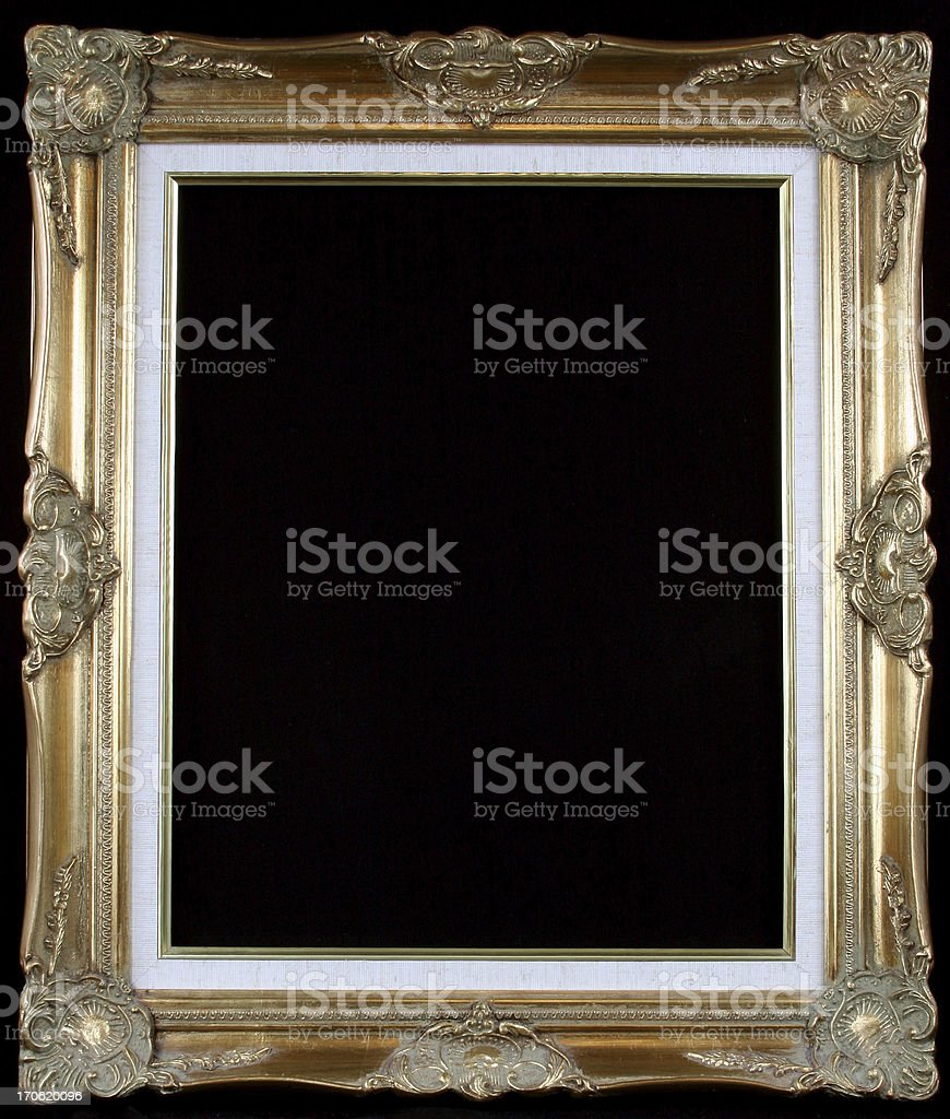 Antique Frame royalty-free stock photo