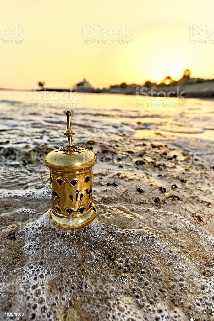 antique from the sea royalty-free stock photo
