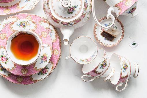 Antique High Tea!