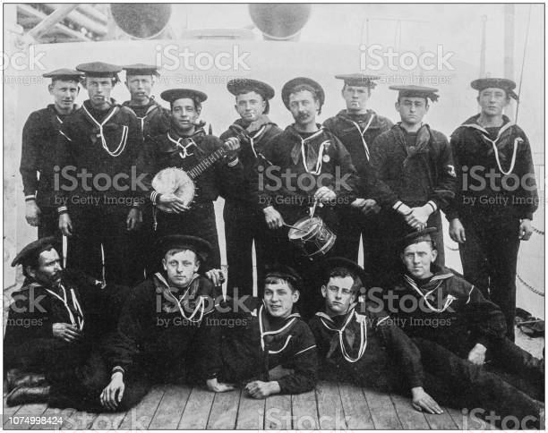 Antique historical photographs from the us navy and army band picture id1074998424?b=1&k=6&m=1074998424&s=612x612&h=kwegqbkrz4ddc95djlvgtemf5mdmrmfklwhteacxzd0=