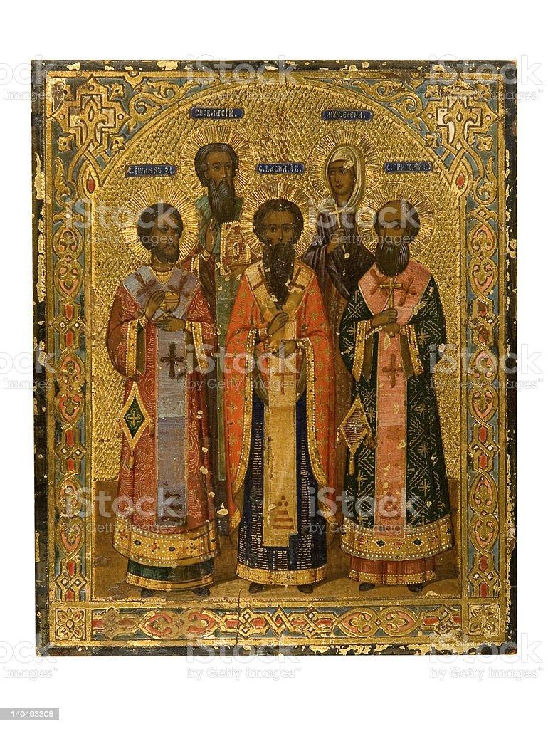 Antique icon royalty-free stock photo