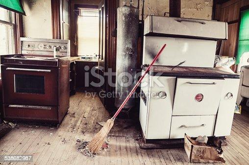 istock Antique Kitchen 538682987