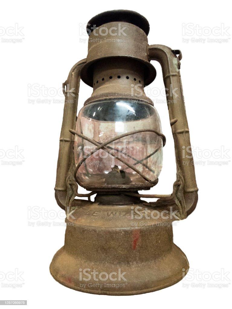 Lamp oil oil antique Oil Lamp