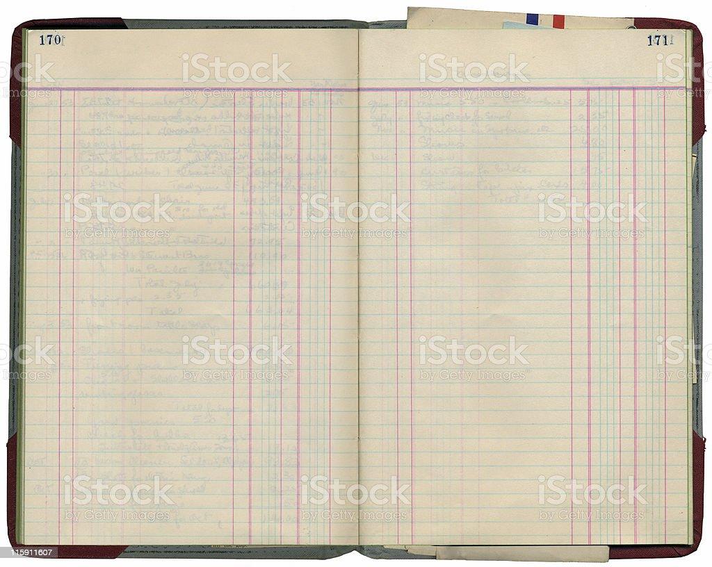 Libro antiguo - foto de stock