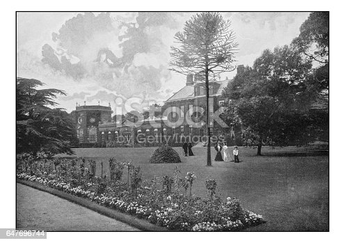 Antique London's photographs: Orleans House, Twickenham