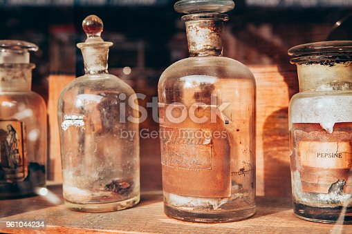 This is a storehouse in my summer house in Büyükada Istanbul. My old drug bottles. I saved them over time.