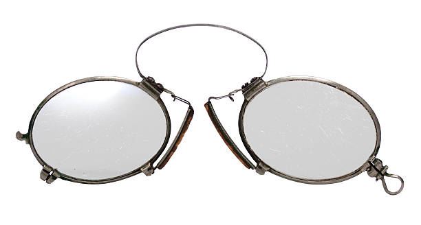 Antique pince-nez - Photo