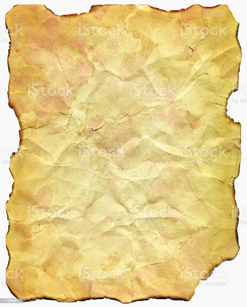 Antique Paper XXXL royalty-free stock photo